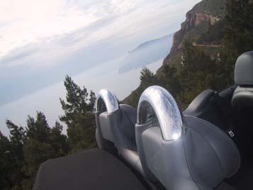 Mini Cabrio 2004: Sicherheit Test