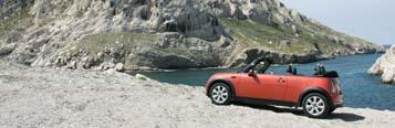 Mini Cabrio Fahrbericht: das erste Mini Cabrio
