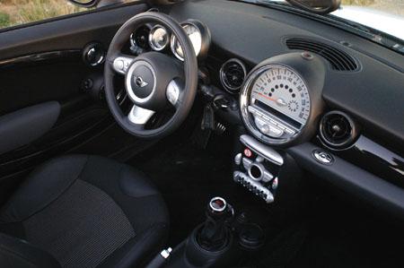Mini Cabrio John Cooper Works Test