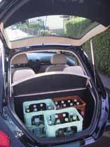 VW New Beetle: Kofferraum, trunk, boot