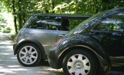 Mini Cooper, VW Beetle: Vergleichstest