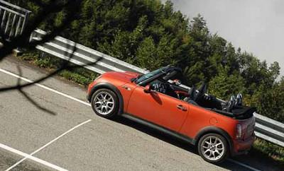 Mini Cooper S Cabrio Test