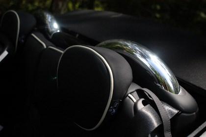 Mini Cooper SD Cabrio Test: Sicherheit