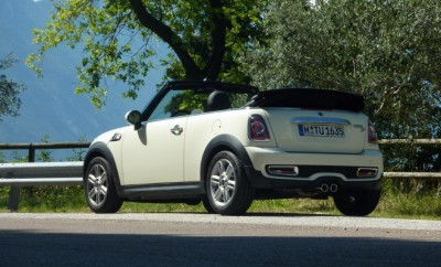 Mini Cooper SD Cabrio Test