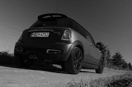 Mini Cooper SD Testbericht: Dieselmotor