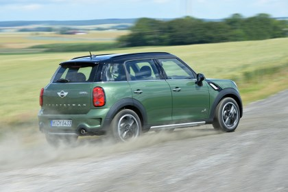 Mini Countryman Test 2014