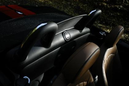 Mini Roadster John Cooper Works: safety