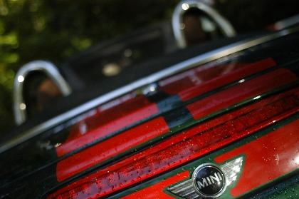 Mini Roadster John Cooper Works: SIcherheit