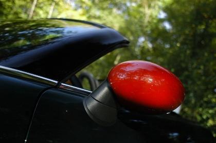 Mini Roadster John Cooper Works Testbericht