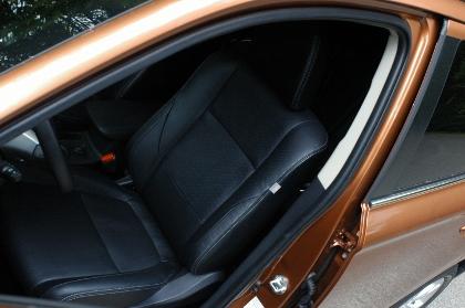 Mitsubishi Outlander Diesel Test: Sitze, Innenraum