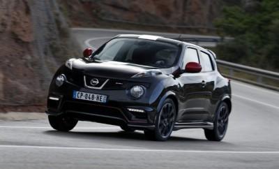 Nissan Juke Nismo Test: 200 PS Turbo