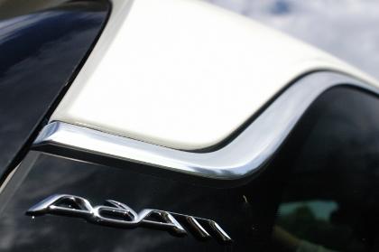 Opel Adam: Dach, Design