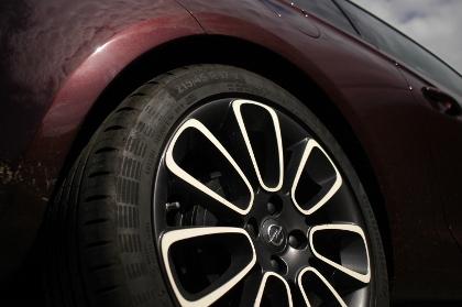 Opel Adam Test: Felgen