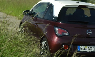 Opel Adam 1.4 Test