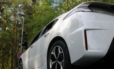 Opel Ampera: Opels Elektroauto im Test