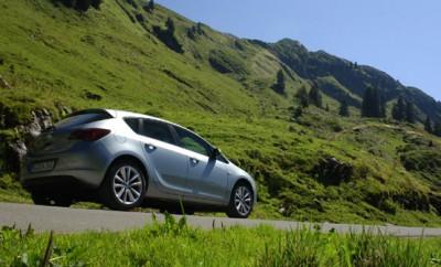 Opel Astra Diesel Test