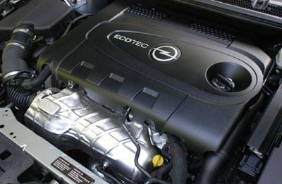 Opel Astra 2.0 Dieselmotor