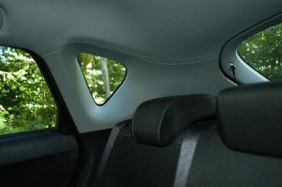 Opel Astra Diesel Test: Sicht