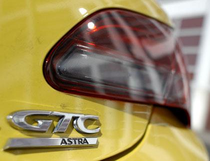 Opel Astra GTC 1.6 Turbo Test