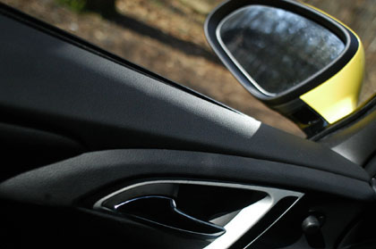 Opel Astra GTC Testbericht: Spiegel