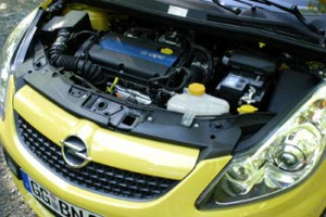 Opel Corsa OPC mit 192 PS Motor