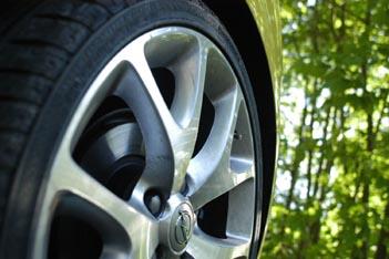 Opel Corsa OPC Testbericht: Felgen