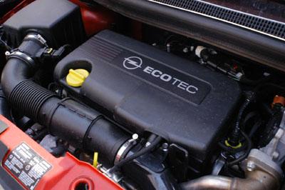 Opel Meriva 130 PS Dieselmotor: Test