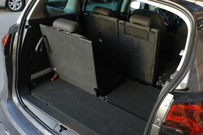 Opel Zafira Test: 7 Sitze, Siebensitzer
