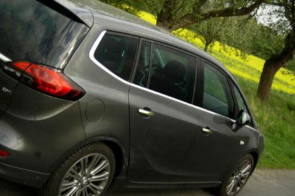 Opel Zafira: Dieselmotor und 7 Sitze