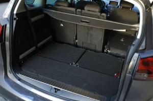 Opel Zafira: Platz, Familie, Kofferraum