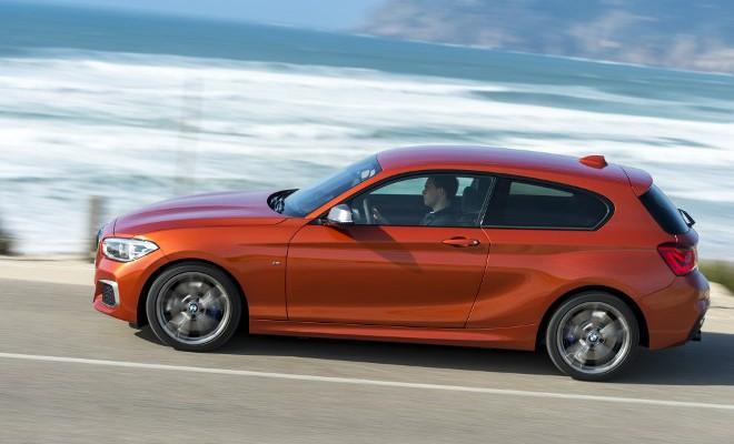 BMW M135i Fahrbericht, 326 PS