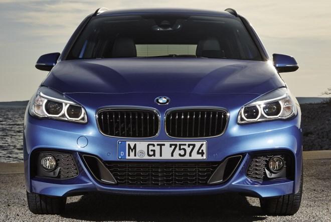 BMW 2er Gran Tourer, Front