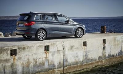 BMW 2er Gran Tourer, Van mit 7 Sitzen