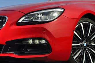 BMW 6er Cabrio Facelift, Front