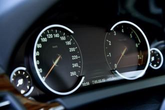 BMW 650i Cabrio Fahrbericht, Instrumente
