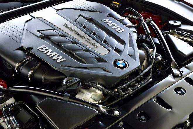 BMW 6er Cabrio Facelift, V8, 450 PS