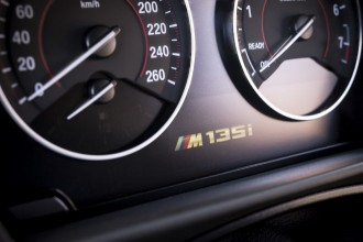 BMW M 135i Instrumente