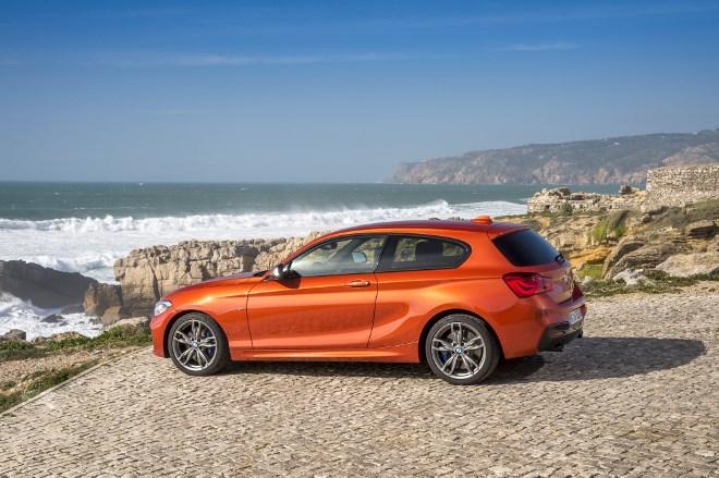BMW 1er Facelift Fahrbericht, Karosserie