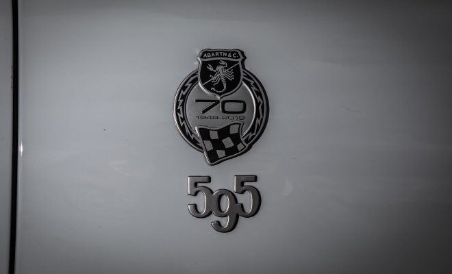 Abarth 595 esseesse SS 2019