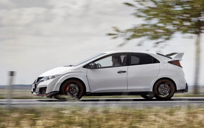 Honda Civic Type R mit 310 PS