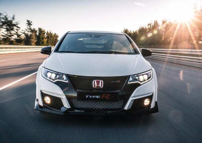 Civic Type R 310 PS Front