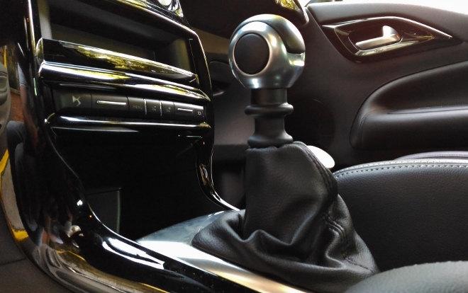 DS3 Performance Schaltknauf Schaltgetriebe, 6Gang