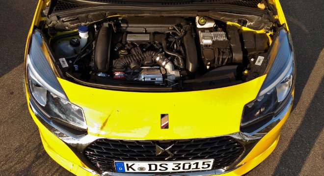 DS3 Performance Motor 208 PS Vierzylinder Turbo