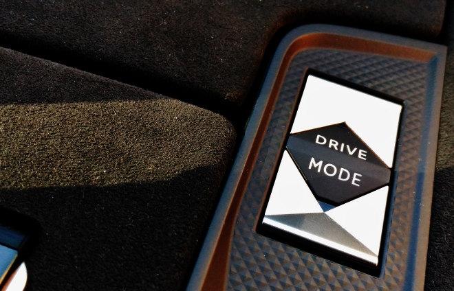 DS7 Drive Mode Schalter