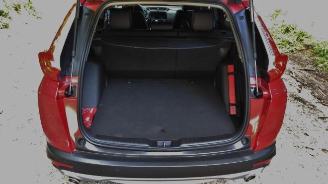 Honda CR-V Kofferraum und Kofferraumvolumen