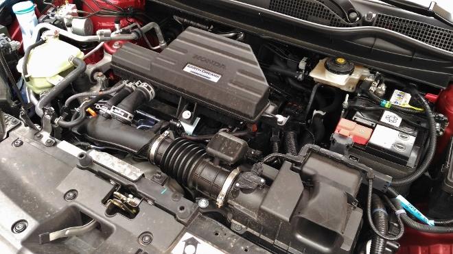 Honda CR-V 1,5 Liter Vierzylinder Benziner Turbo