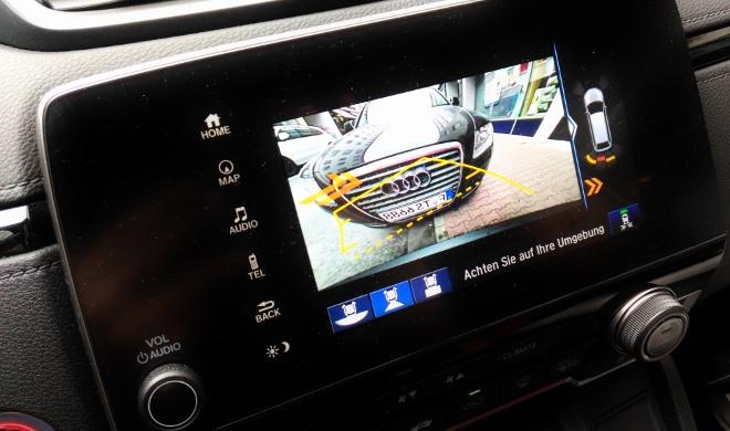 Honda CR-V 5 Kamera