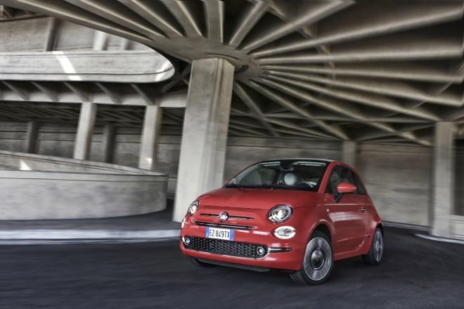 Neuer Fiat 500 im Test