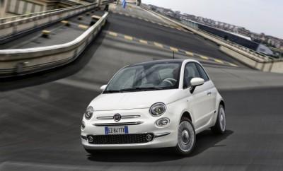 Neuer Fiat 500 Test, Lingotto