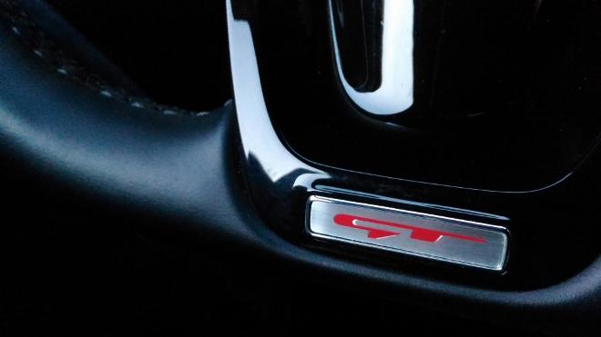 Kia Stinger GT Lenkrad
